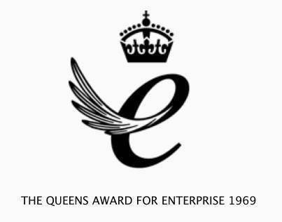THE QUEENS AWARD FOR EXPORT