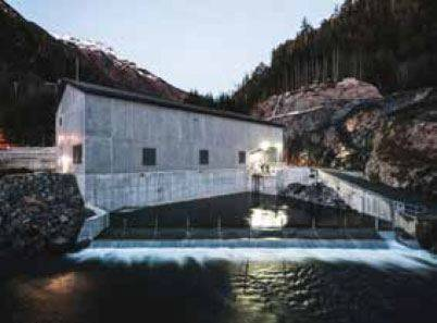 INSTALLATION STARTS ON GILKES LARGEST OVERSEAS HYDRO PROJECT